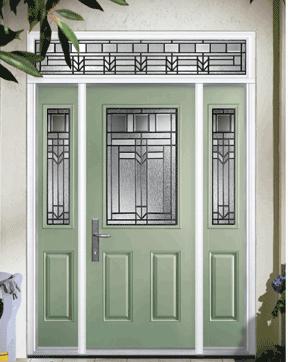 Steel Doors Gallery