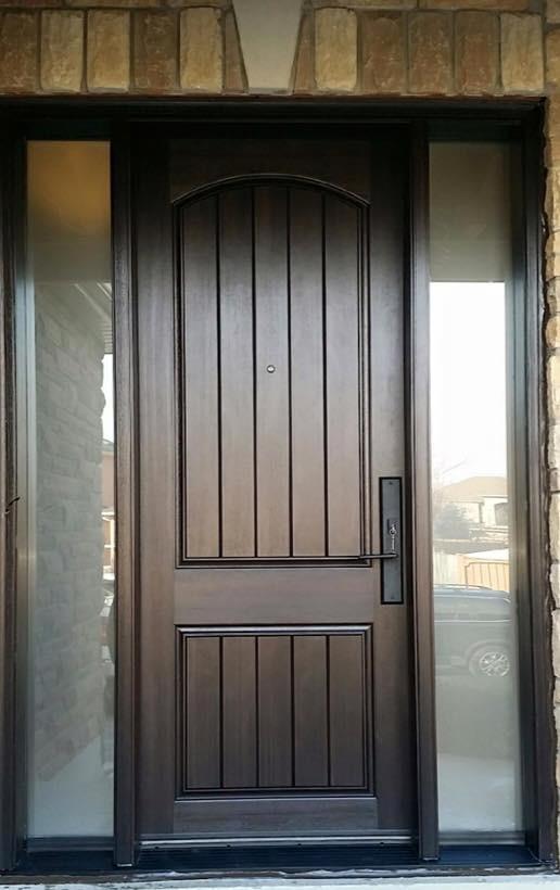 Elite Fiberglass Door Gallery Millcroft Windows And Doors